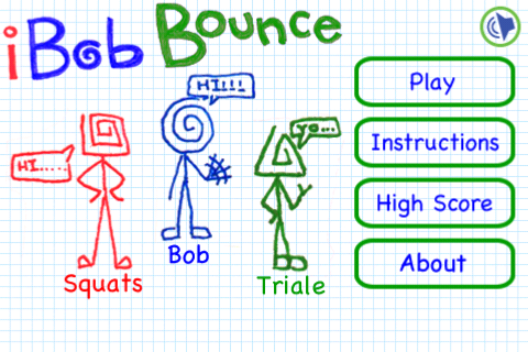 Screenshot iBob Bounce