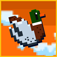 Splashy Duck Flying Happy Adventure